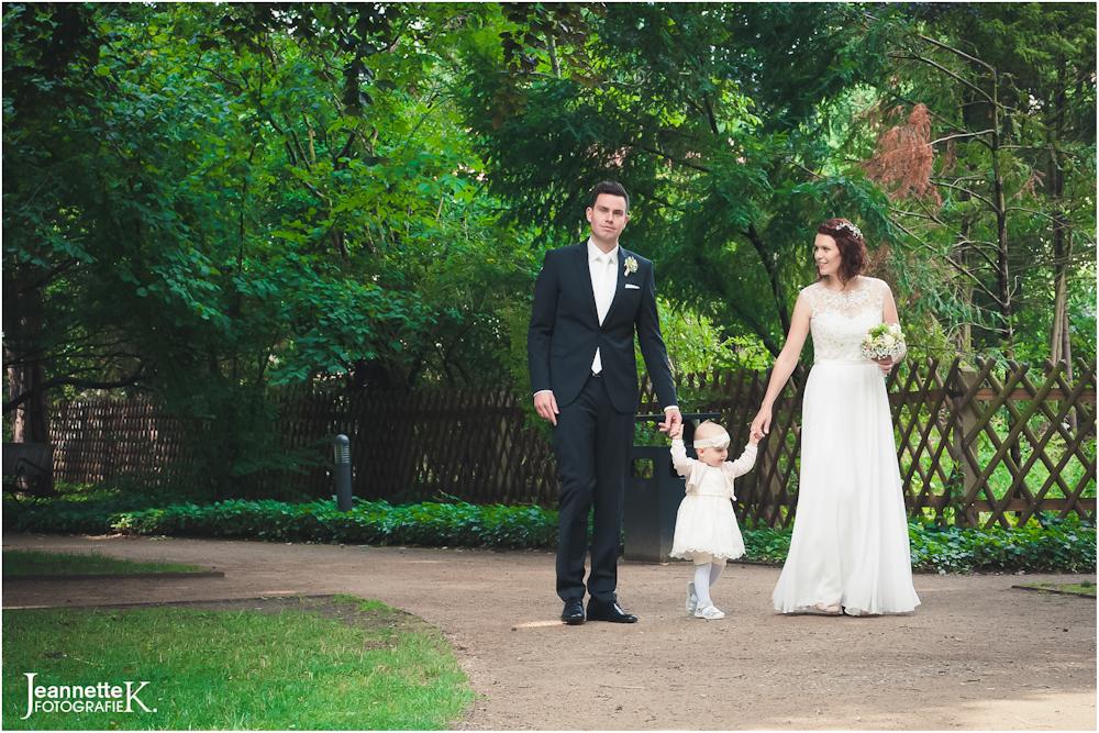 Heiraten mit Kind