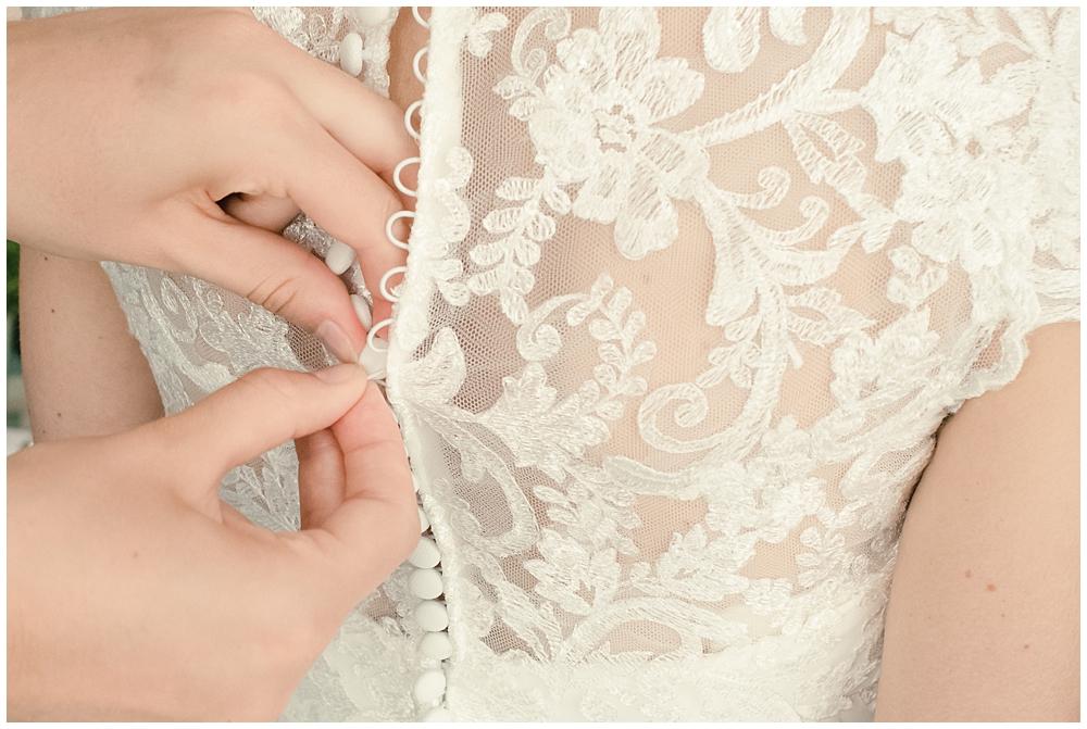Hochzeitstag am Blauen Wunder
